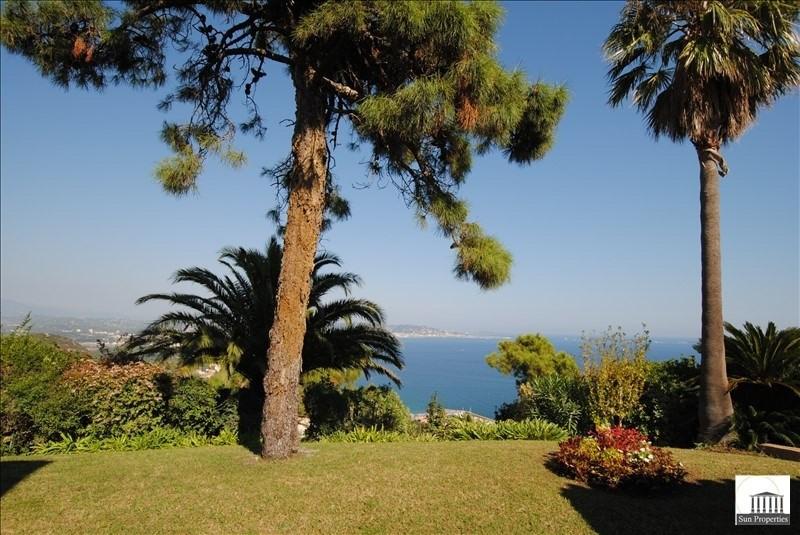 Deluxe sale house / villa Theoule sur mer 2500000€ - Picture 2