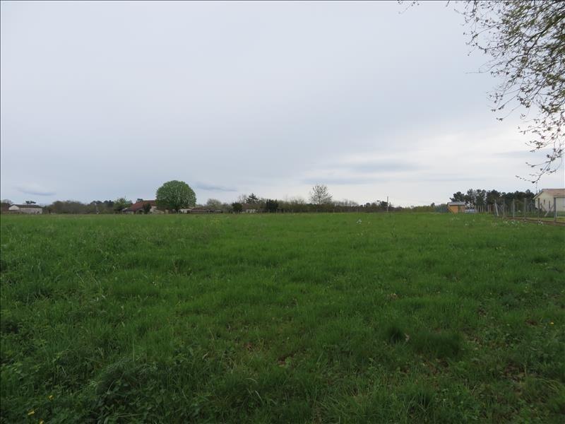Vente terrain Menesplet 18000€ - Photo 1