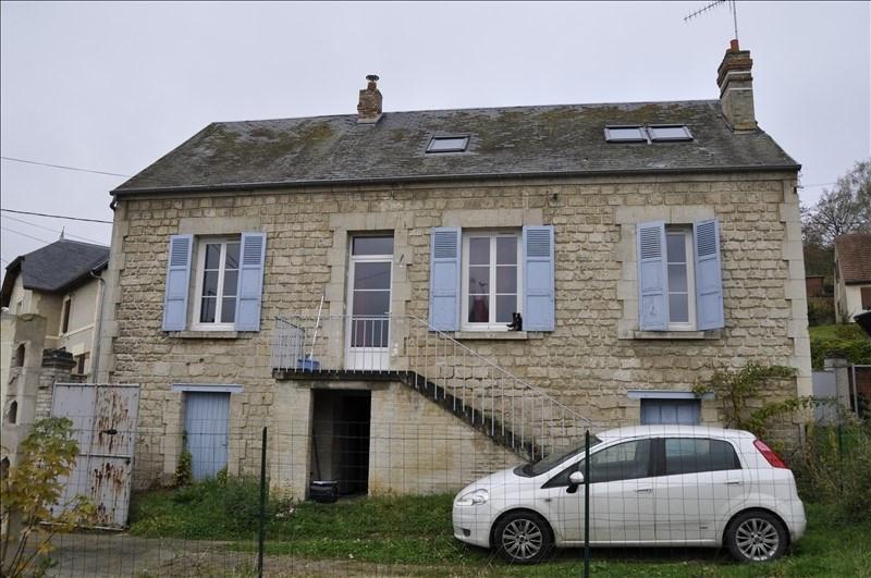 Produit d'investissement immeuble Soissons 127000€ - Photo 1
