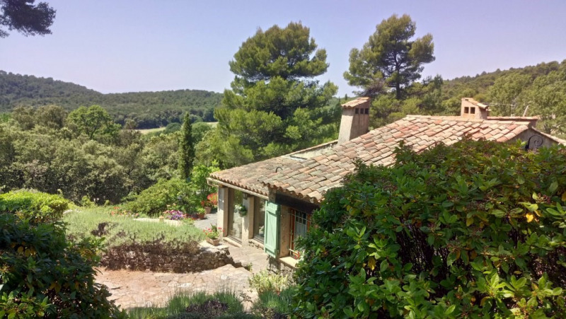 Sale house / villa Tourtour 449 000€ - Picture 1