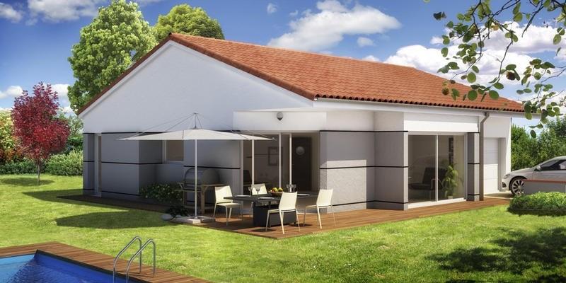 Maison  4 pièces + Terrain 540 m² Saint-Laure par ELAN AUVERGNE