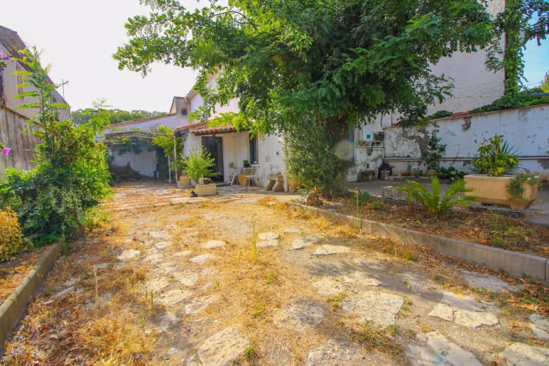 Vente maison / villa Rodilhan 175600€ - Photo 1
