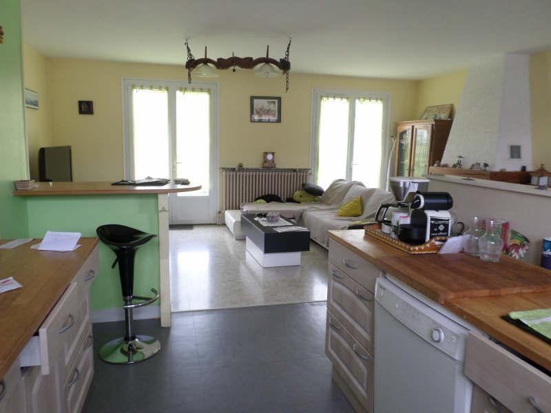 Vente maison / villa Lussac les chateaux 157000€ - Photo 9
