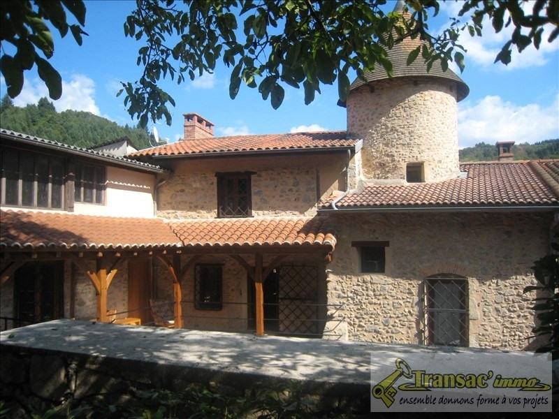 Sale house / villa Puy guillaume 253 200€ - Picture 1