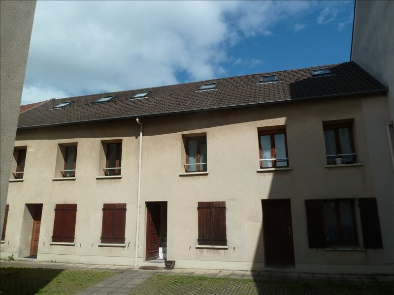 Rental apartment Conflans ste honorine 645€ CC - Picture 1
