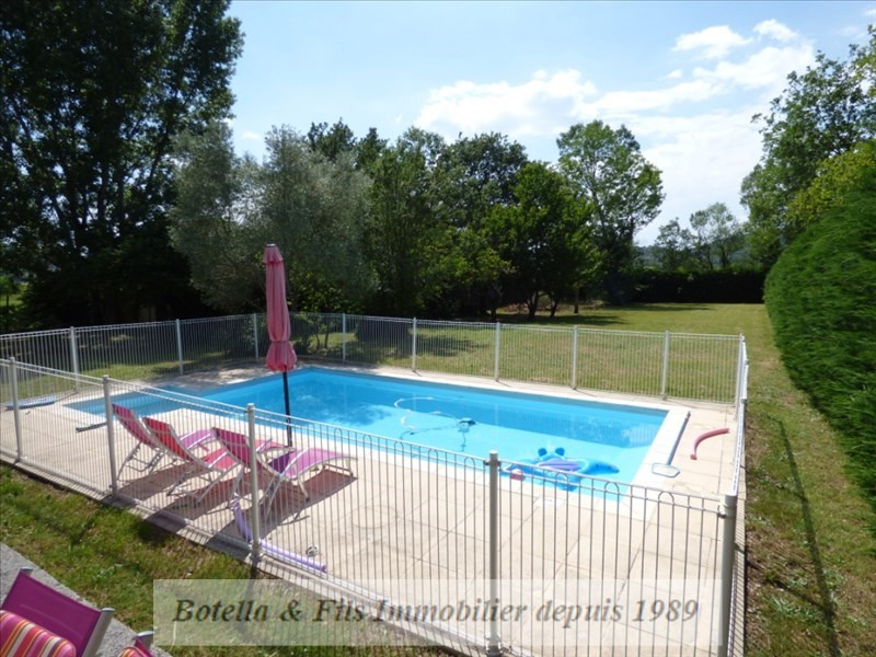 Vente maison / villa Vallon pont d arc 550 000€ - Photo 3