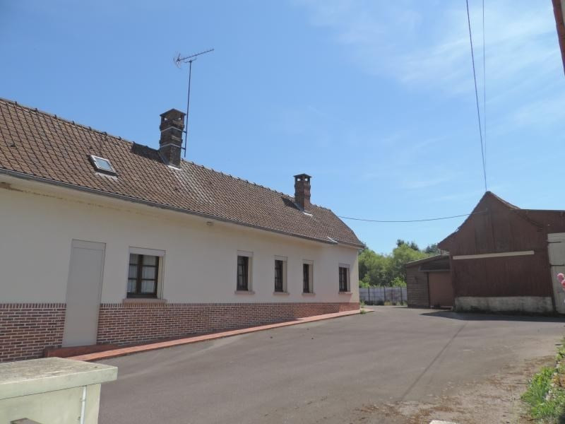 Vente maison / villa Abbeville 128500€ - Photo 2