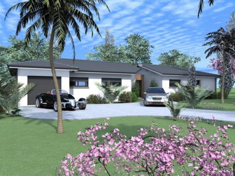 Maison  5 pièces + Terrain 1399 m² Lanton par TANAIS HABITAT