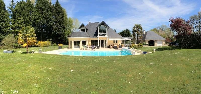 Vente de prestige maison / villa Gonneville sur mer 945000€ - Photo 2