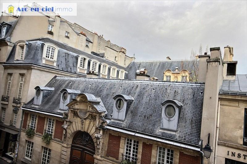Rental apartment Paris 4ème 2595€ CC - Picture 2