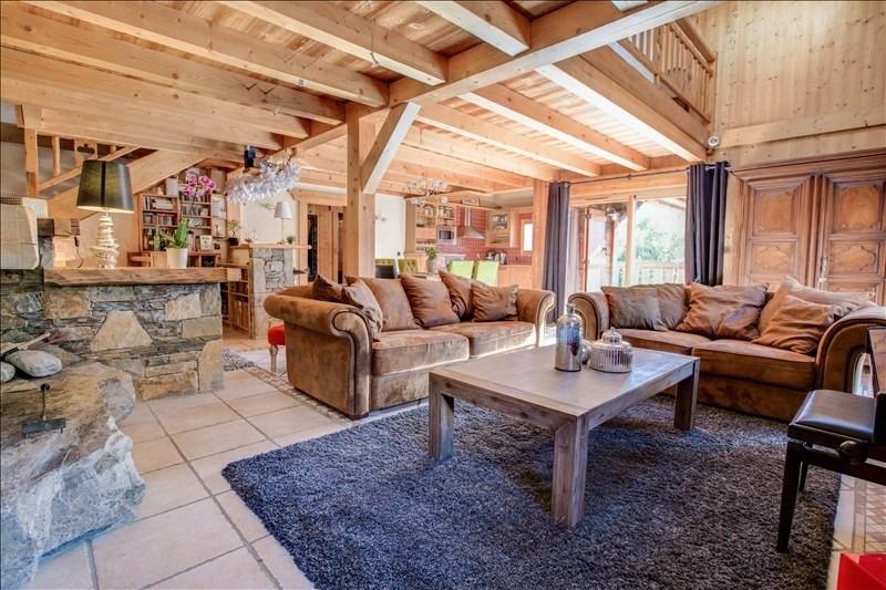 Verkoop van prestige  huis La cote d arbroz 1050000€ - Foto 3