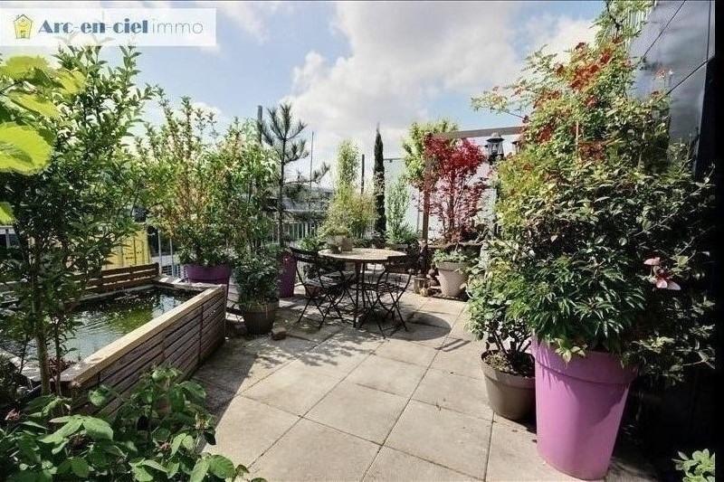 Vendita appartamento Paris 19ème 749000€ - Fotografia 3