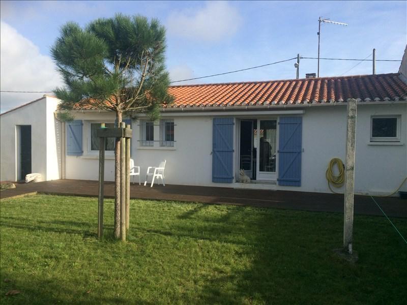 Vente maison / villa Longeville sur mer 203000€ - Photo 1