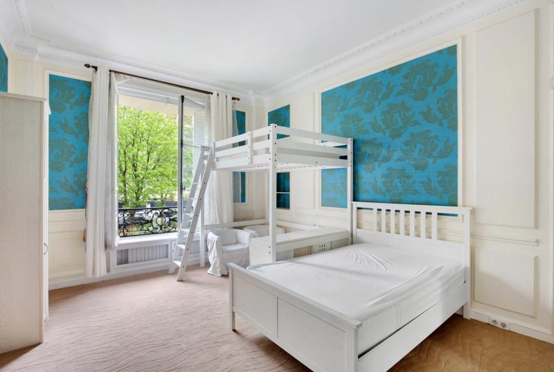 Vente de prestige appartement Paris 16ème 3900000€ - Photo 11