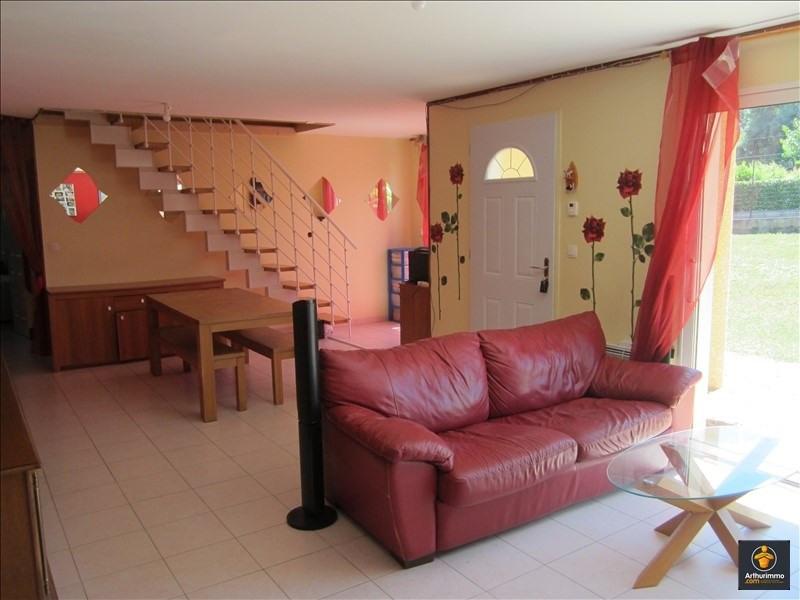 Sale house / villa Thuellin 205000€ - Picture 2