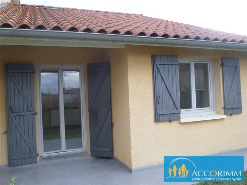 Sale house / villa Communay 234000€ - Picture 4