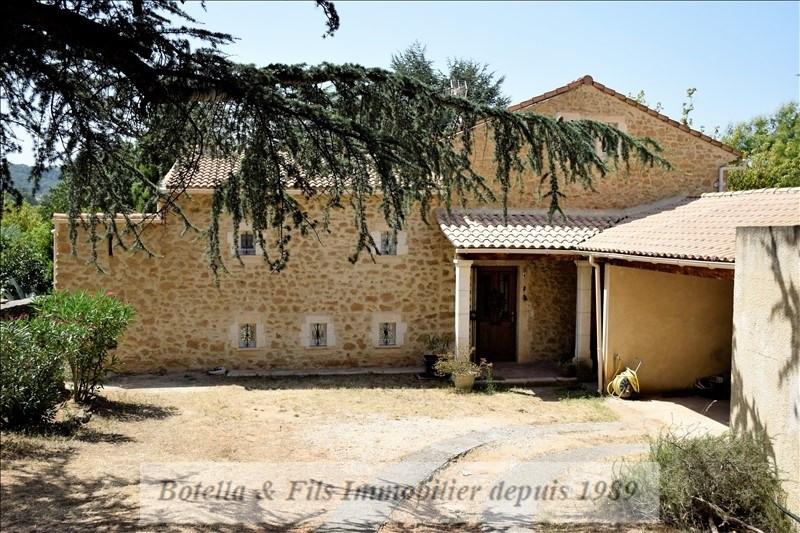 Deluxe sale house / villa Bagnols sur ceze 430000€ - Picture 2