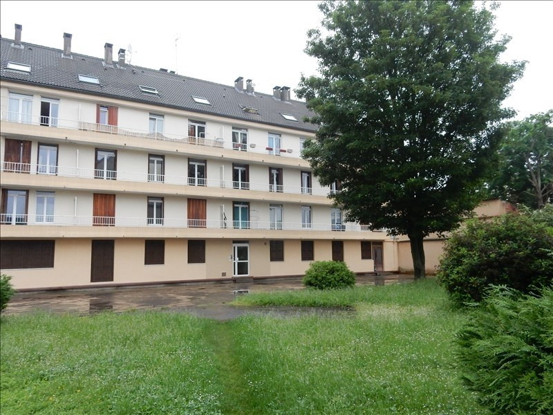 Sale apartment Sarcelles 69 000€ - Picture 1