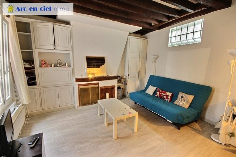 Vente appartement Paris 5ème 278000€ - Photo 3