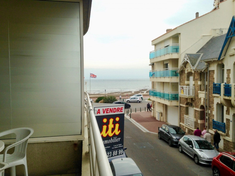 Sale apartment Les sables d olonne 221 550€ - Picture 1