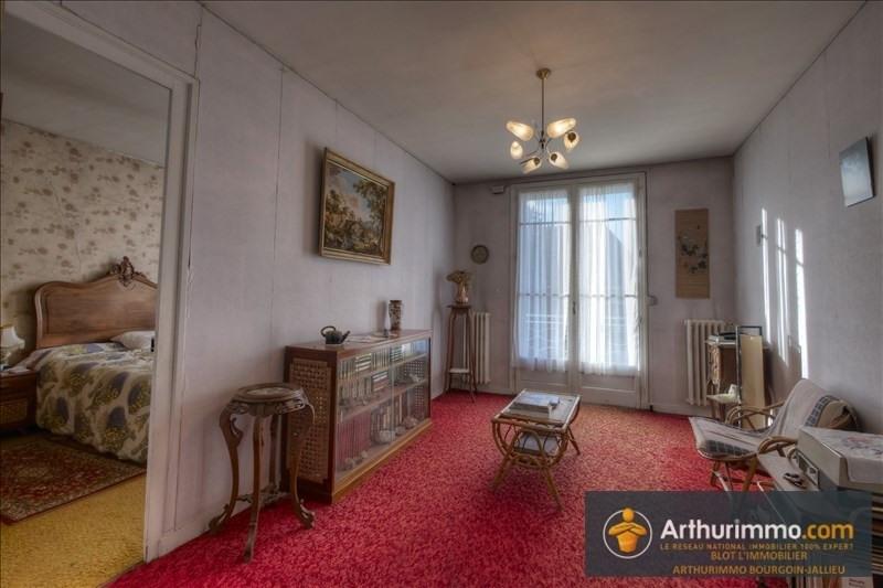 Vente maison / villa Bourgoin jallieu 273000€ - Photo 3