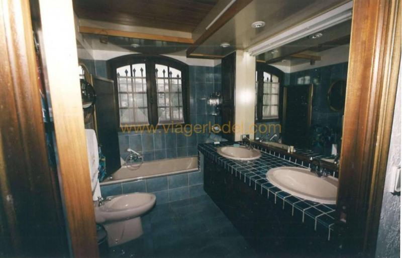 Lijfrente  huis Biot 235000€ - Foto 11