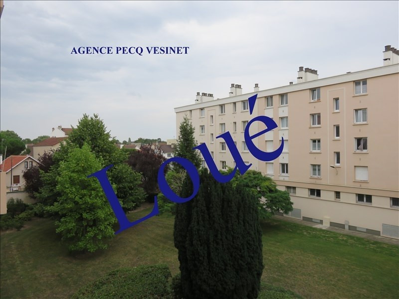 Location appartement Le pecq 940€ CC - Photo 1