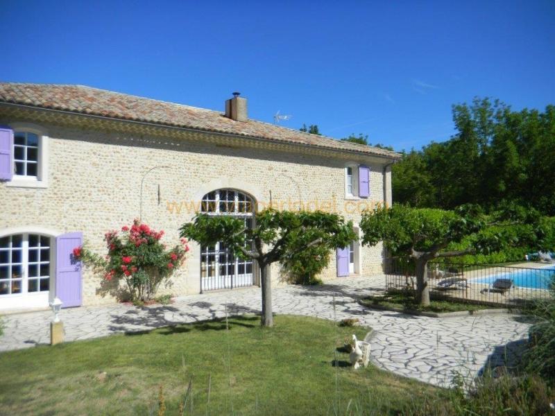 Life annuity house / villa Riez 300000€ - Picture 1