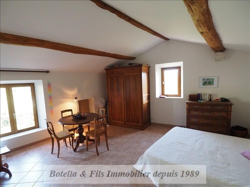 Vente maison / villa Goudargues 345000€ - Photo 6