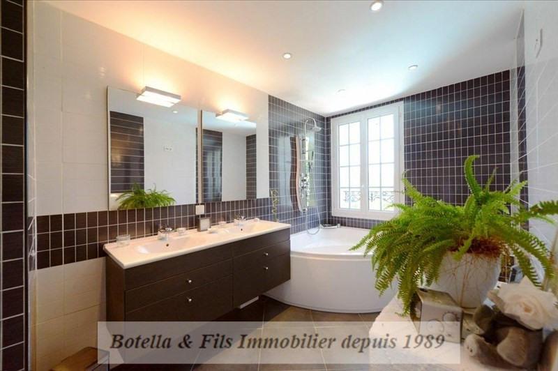 Vente de prestige maison / villa Uzes 576600€ - Photo 7