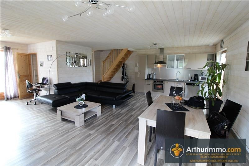 Vente maison / villa Bourgoin jallieu 210000€ - Photo 1