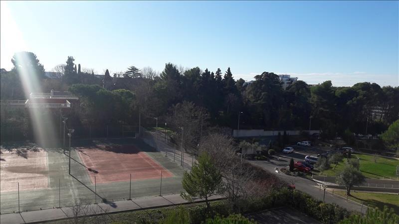 Verkoop  appartement Montpellier 279000€ - Foto 9