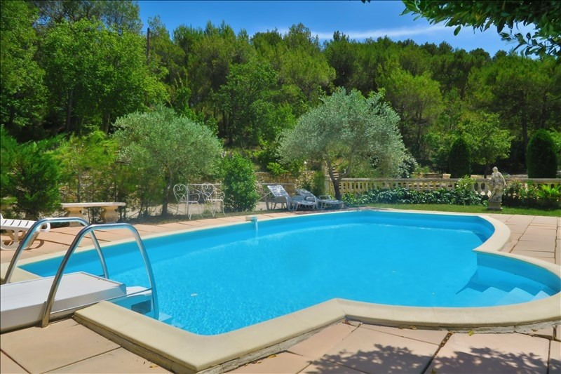 Deluxe sale house / villa Rognes160 641 000€ - Picture 3