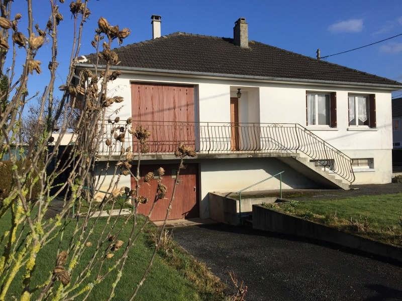 Sale house / villa St jean de daye 95750€ - Picture 1
