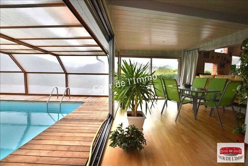 Vente de prestige maison / villa Viuz en sallaz 640000€ - Photo 3