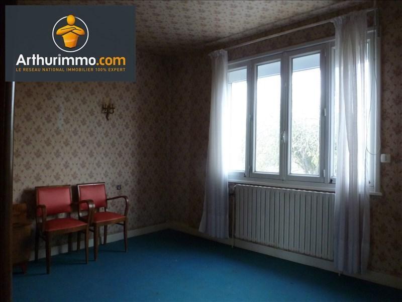 Vente maison / villa Vougy 137000€ - Photo 8