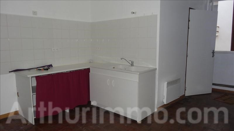 Rental apartment Lodeve 480€ CC - Picture 1