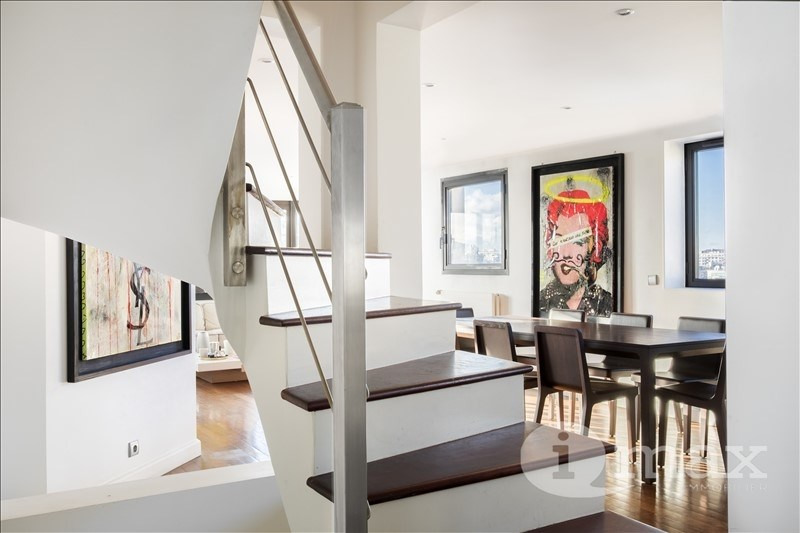 Vente de prestige appartement Levallois perret 1990000€ - Photo 7