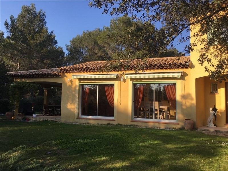 Vente de prestige maison / villa Rognes 875000€ - Photo 2