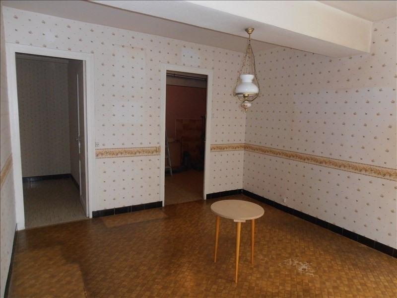Vente maison / villa Tournus 116000€ - Photo 5