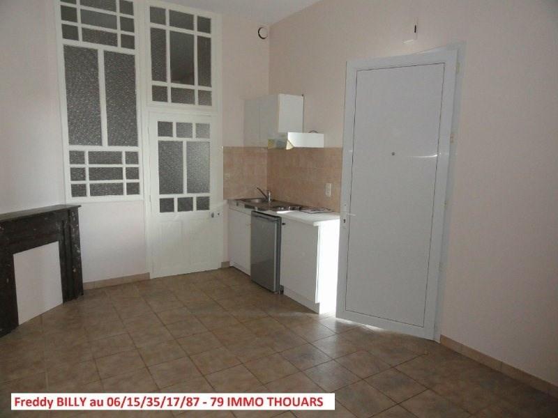 Appartement 2 pièces Saint-Varent