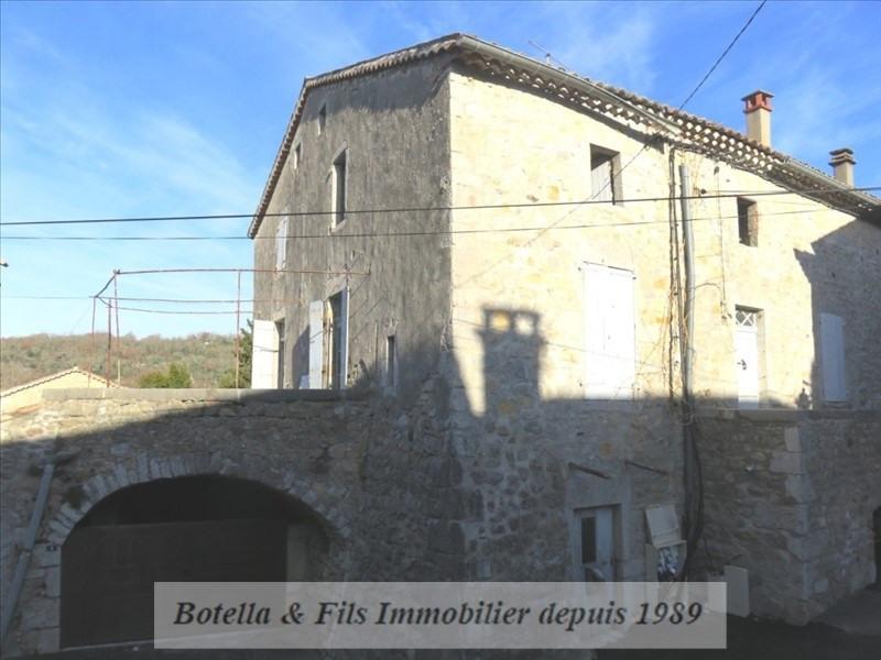 Vente maison / villa Ruoms 110000€ - Photo 1