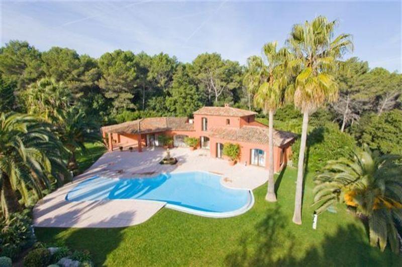 Vente de prestige maison / villa Mougins 5450000€ - Photo 1
