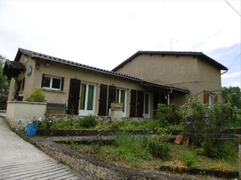 Sale house / villa Capdenac le haut 159750€ - Picture 1