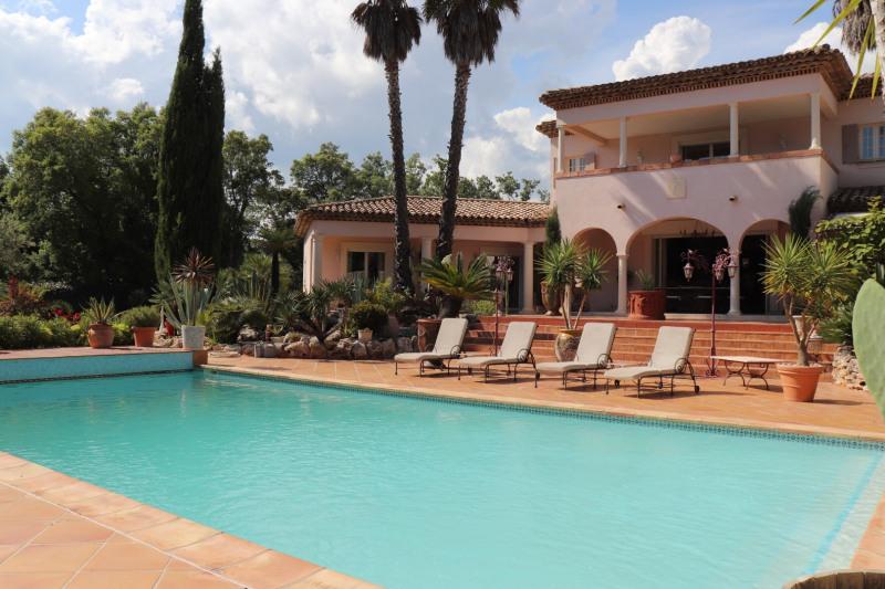 Location vacances maison / villa Grimaud 5000€ - Photo 1