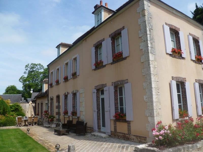 Revenda residencial de prestígio casa Chartres 760000€ - Fotografia 2