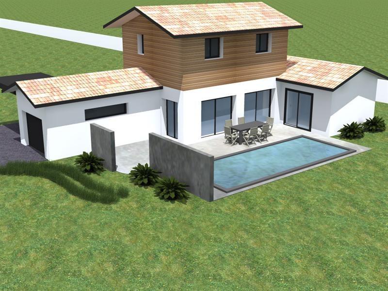 Maison  5 pièces + Terrain 1600 m² Tosse (40230) par LB CREATION