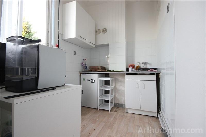 Sale apartment Asnieres sur seine 119000€ - Picture 2