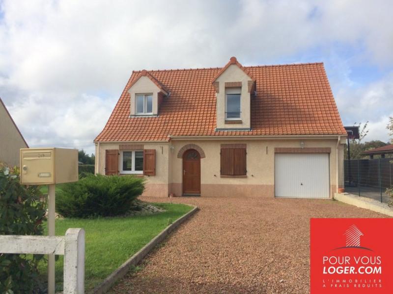 Location maison / villa Samer 814€ CC - Photo 1