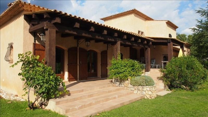 Vente de prestige maison / villa Saint cezaire sur siagne 599550€ - Photo 7
